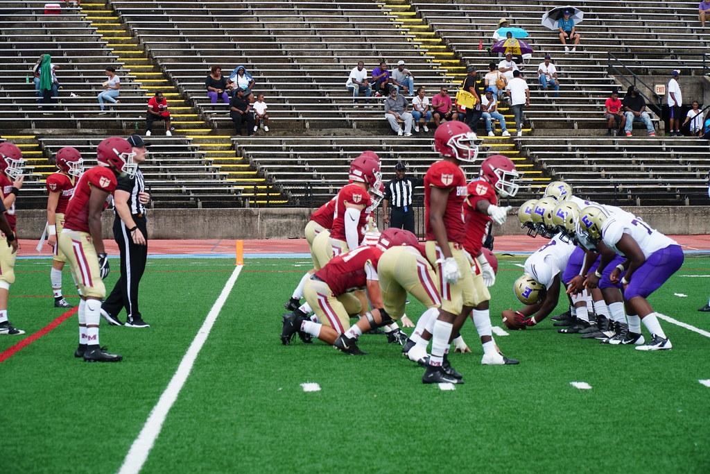 Football v. Warren Easton