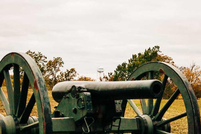 Vicksburg Watertower