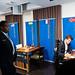 Sinquefield Cup 2018: Round 2: Carlsen-Karjakin
