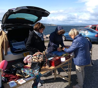 boot sale 1 | by The Old Ticket Office at North Kessock