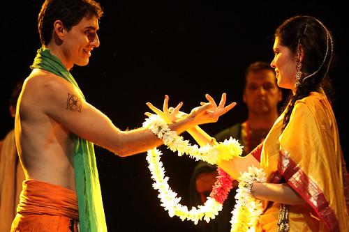 Rama e Sita -casamento
