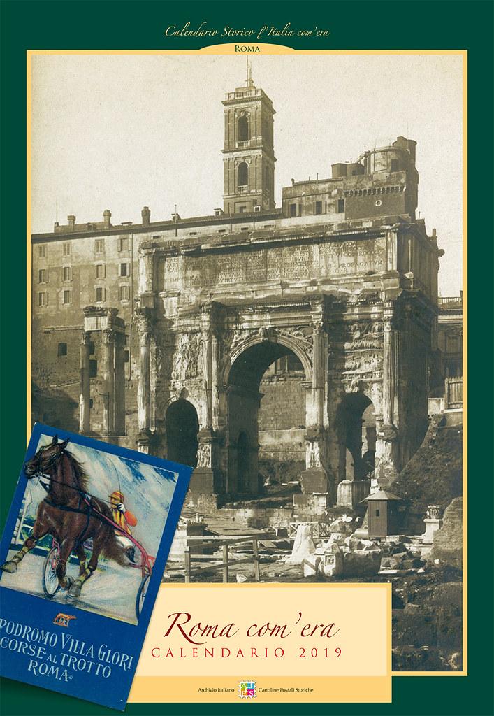 Calendario Asroma.Calendario Storico 2019 Roma Com Era Edit Italia S R L