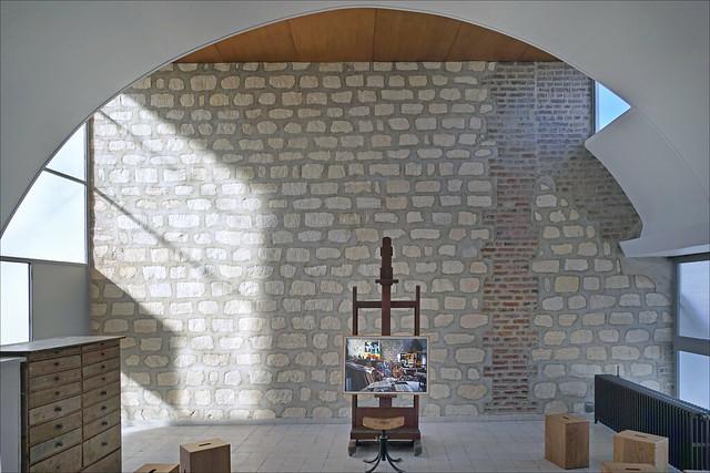 L'atelier de Le Corbusier (Paris)