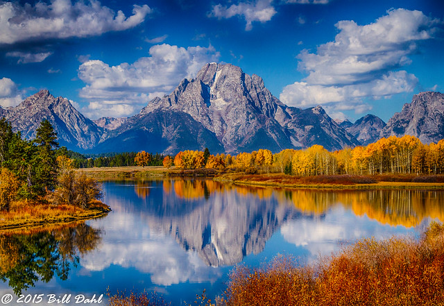 Autumn - Moran Junction WY - Autumn - Grand Teton N.P.