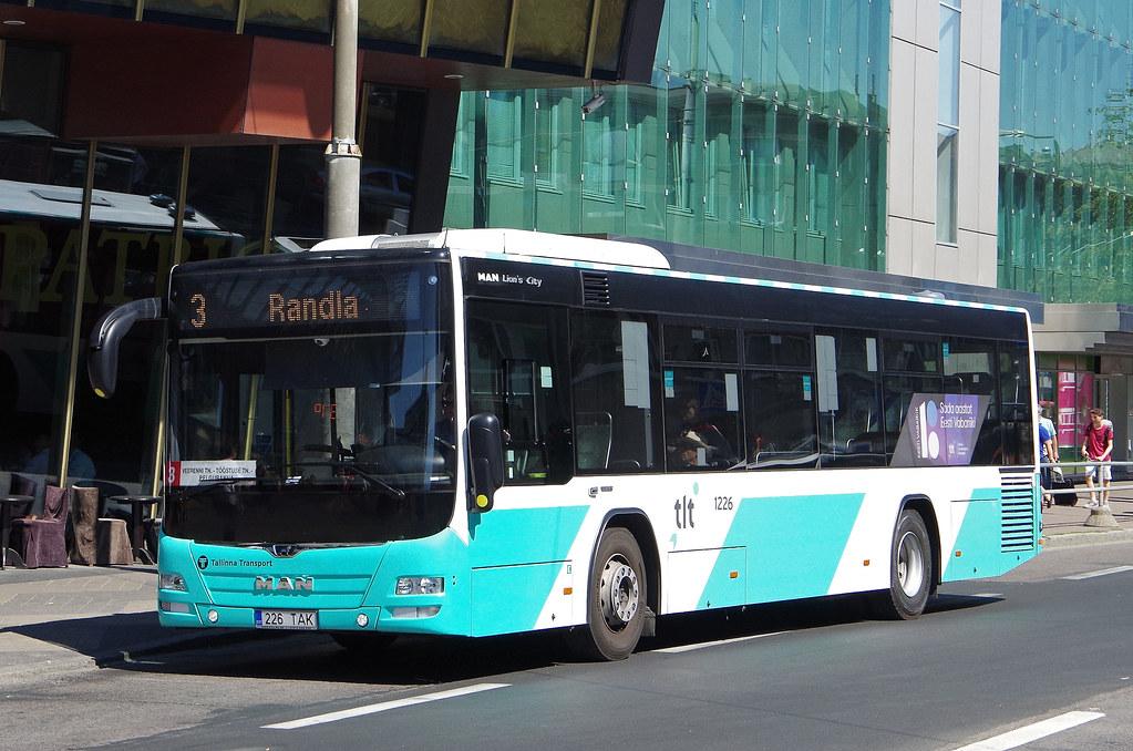 46db9d22562 ... MAN Lion's City - TLT Tallinna Transport Tallinn Estonia | by scotrailm  63A