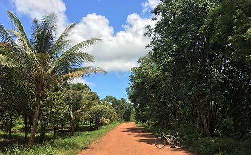 kingdomofcambodia cambodia កម្ពុជា kampongspeuprovince kampongspeu bicycle cycling moots rigormootis phnumsruochdistrict phnumsruoch chambakcommune chambak kirirom kiriromnationalpark ឧទ្យានជាតិគិរីរម្យ ខេត្តកំពង់ស្