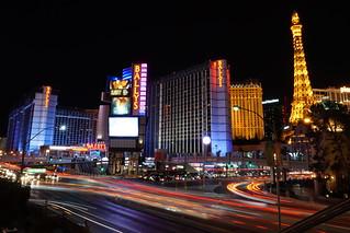 Las Vegas strip at night, Nevada | by mattk1979