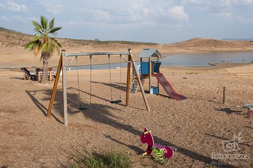 Playa de los Llanos en Esparragosa de Lares   by Jexweber.fotos