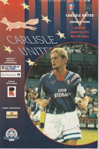 7.Carlisle V Swindon 26-8-95 | by cumbriangroundhopper