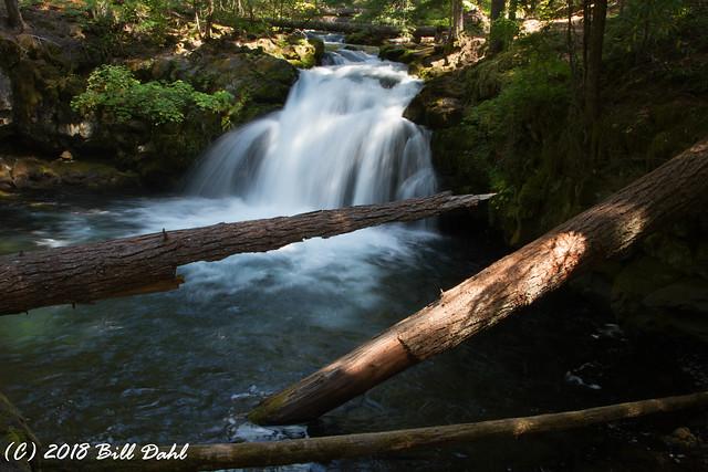 Whitehorse Falls - 2