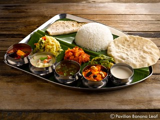 Vegetarian-THali | by RainbowDiaries Blogsite Singapore
