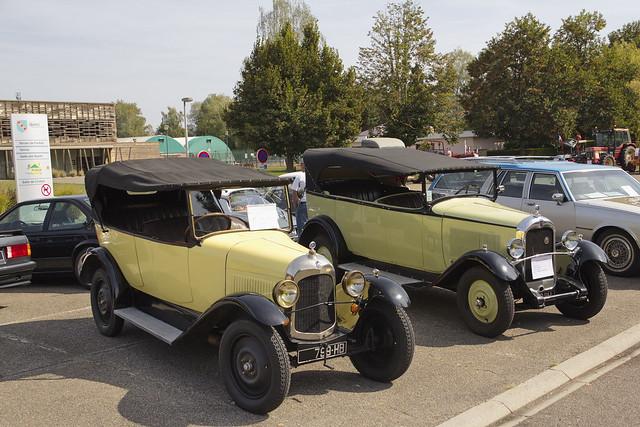 Citroen 1925 und 1930