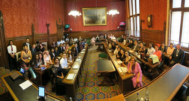 United Kingdom-2018-07-03-Future Leaders Recognized in House of Commons