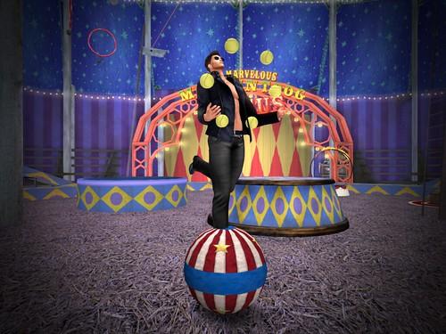 Marvelous Moomintoog Circus - Juggled Act | by mromani50