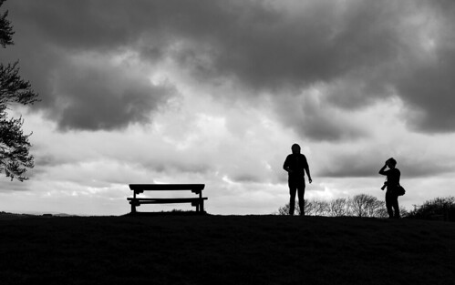 blackwhite bnw blackandwhite street streetphotography streetphoto shadows silhouette night england places people photographers portrait sky streetartist bench sunset broadwaytower monochrome ~monochrome~ ~stance age weather clouds