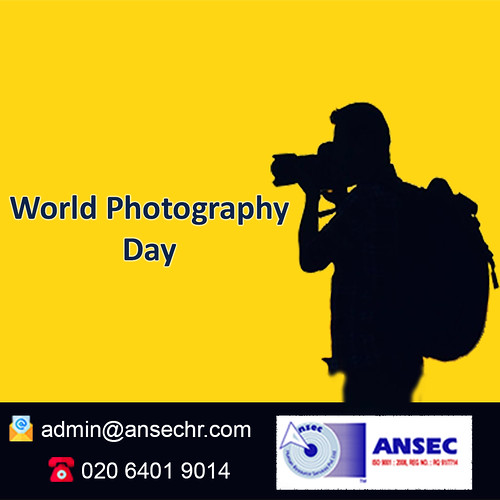 WORLD PHOTOGRPAHY DAY 2 | by ansechr