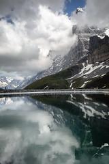 Eiger Reflection