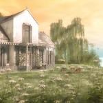Scarlet Creative Prairie Cottage