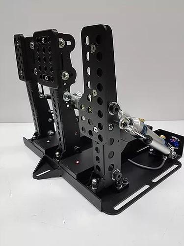 SimWorx Pro Series GT V3 LC Pedal Set 2