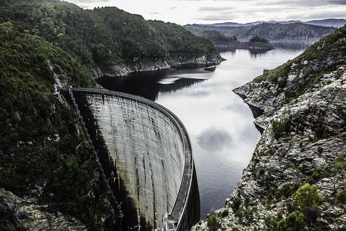 Gordon Dam, Southwest National Park-1 | by Tasmanian.Kris
