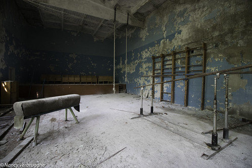 Pripyat - Chernobyl | by Nancy Verbrugghe