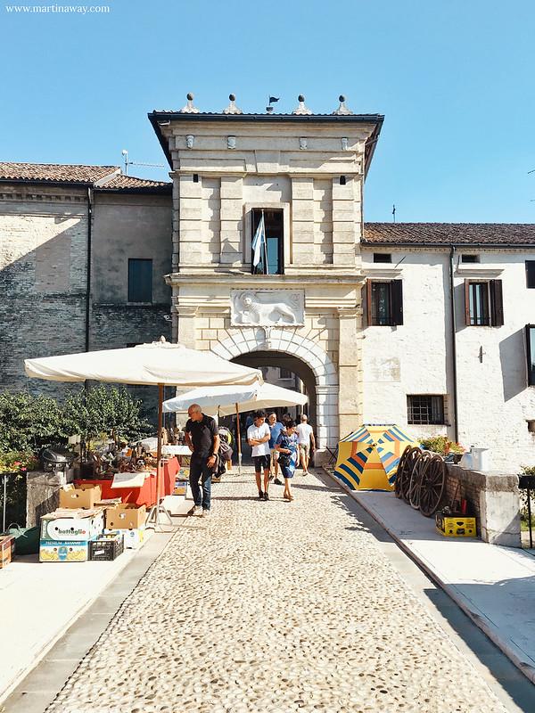 Porta Friuli, Portobuffolè