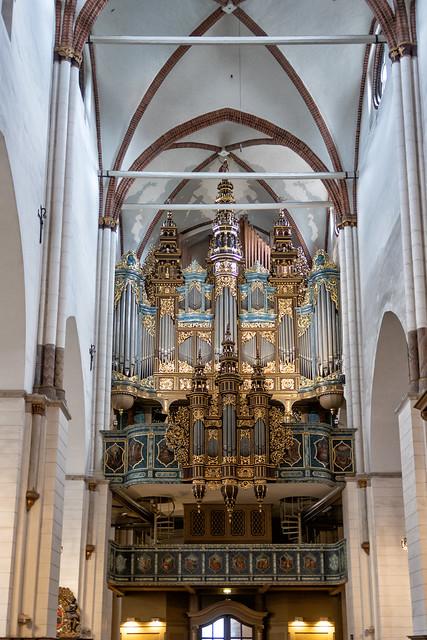 Organ in Riga Cathedral / Orgel im Dom zu Riga