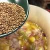 from the #garden #Cucuzza #Stew #Fresh #Sicilian #basil #homemade #Food #CucinaDelloZio -