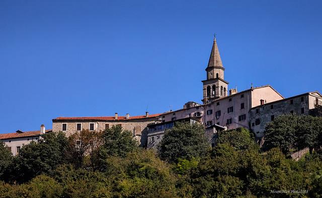 Stari grad Buzet