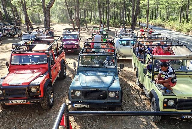 Jeep Safari Turkey.