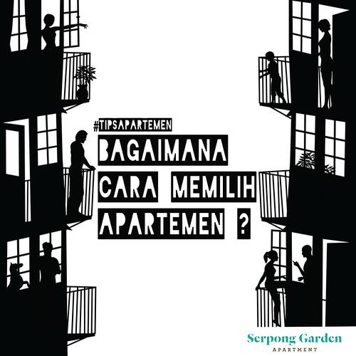 #tipsapartemen_Cara memilih apartemen   by gusto.sos26