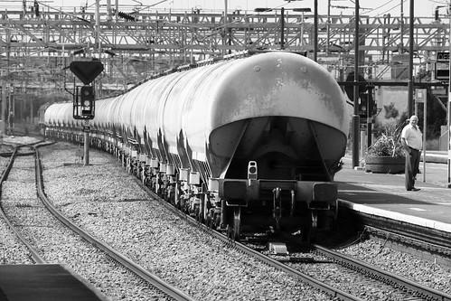 Nuneaton freight