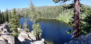 1345 We get our first view of Rubicon Lake from the Tahoe-Yosemite Trail | by _JFR_