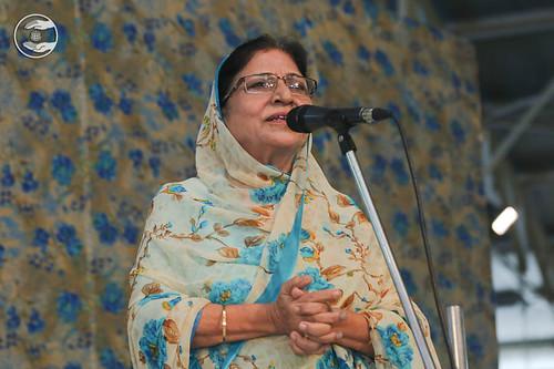 Suraksha Bajaj from Sant Nirankari Colony, Delhi, expresses her views