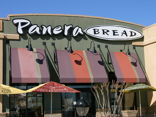 Panera Bread free wifi | by JavaJoba