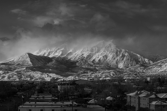 Mount Timpanogos - 02/23/07