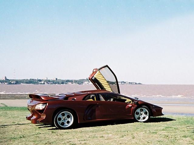 Lamborghini Diablo Coatl On The Coast Egon Flickr