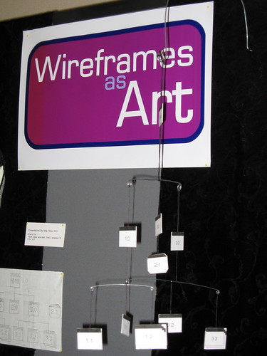 Wireframes as Art | by Tanya R.