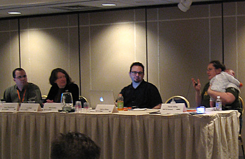 A very young second life panelist   by Tanya R.