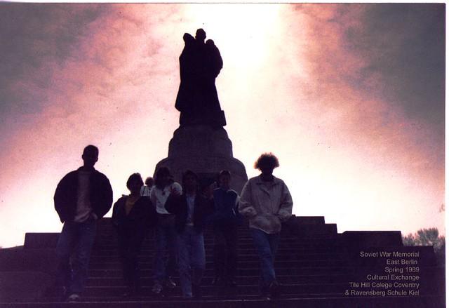 Soviet War Memorial 1989