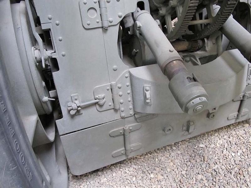 Italian Obice da 75mm-18 Modello 35 5