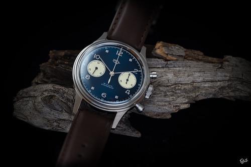 1963 Ed blue reverse panda | by fazdu13