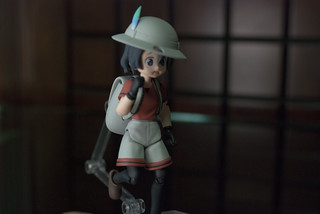 figma Kemono Friends: Kaban | by Cerro Paranal