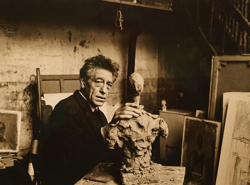 Alberto Giacometti  Face to Face (9c)
