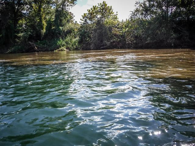 Savanah River with LCU-127