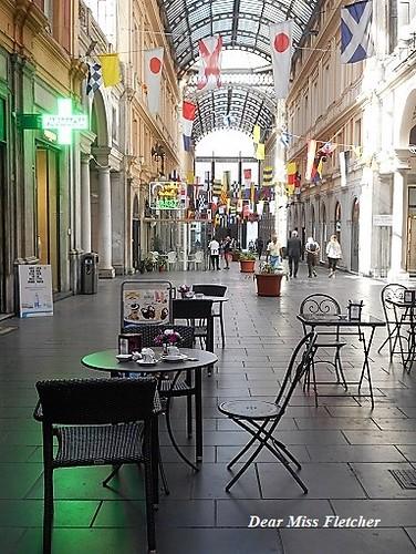 Galleria Mazzini (2) | by Dear Miss Fletcher
