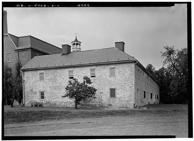 Hessian Barracks, Frederick, Maryland, Circa 1940 | Lisby | Flickr