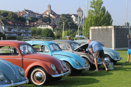 VW Vintage Meeting 2018 Photo