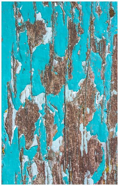 Decay - Peeling Paint, Kilcreggan