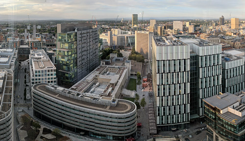 The Oast House from 20 Stories, No. 1 Spinningfields #Manchester | by dullhunk